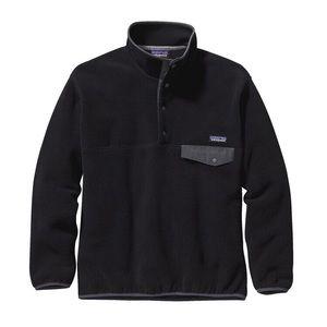 Patagonia fleece synchilla pullover